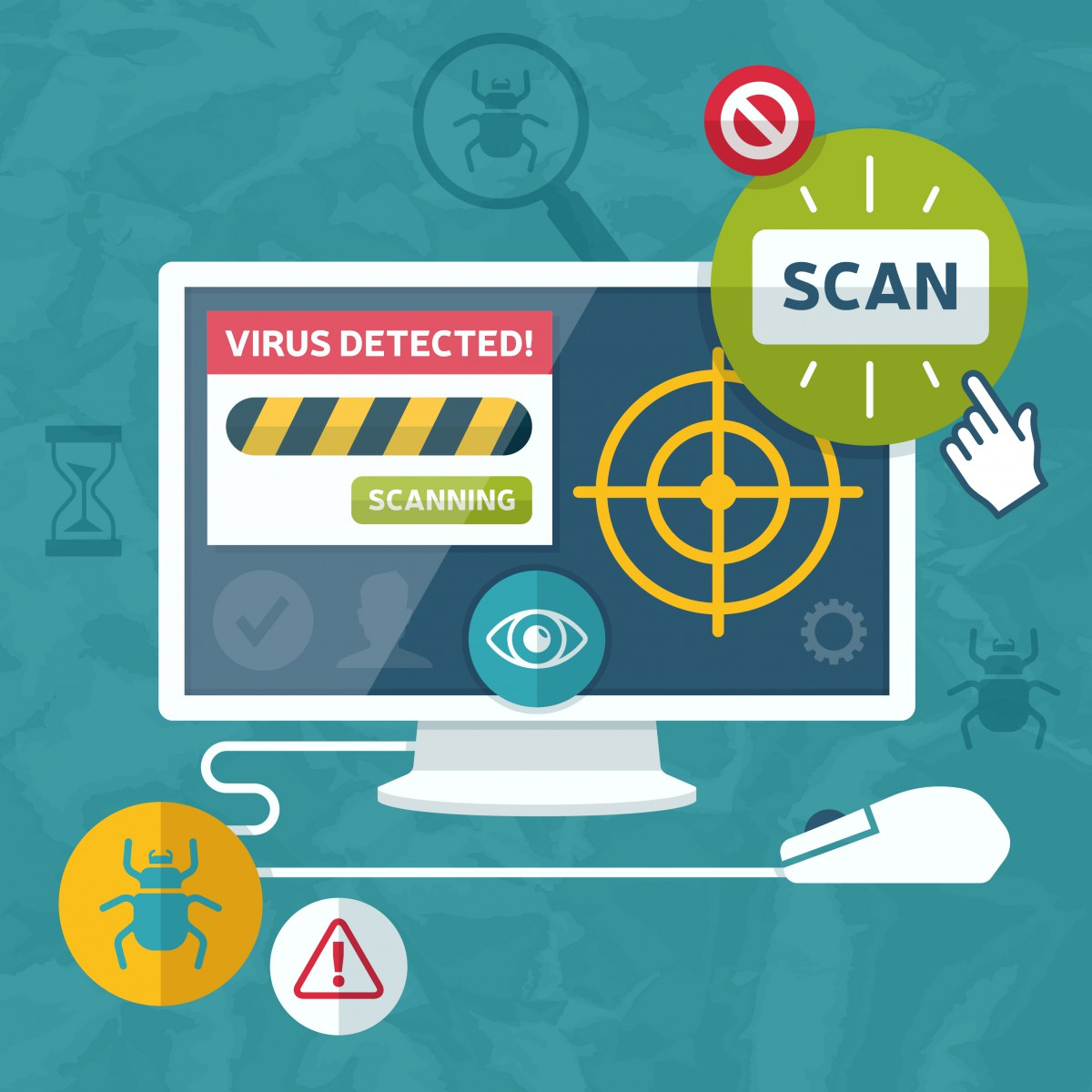 malware virus scan