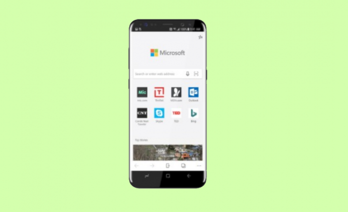 android Edge