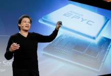 AMD Epyc - 7nm procedé - 1