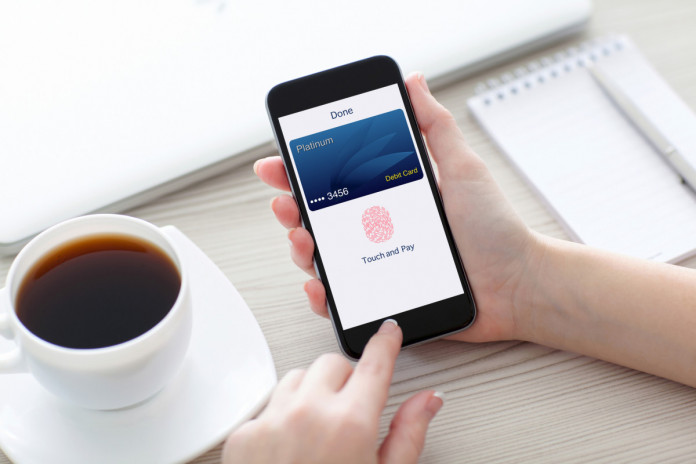 iphone touch id pay