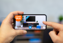 Coolblue Augmented Reality