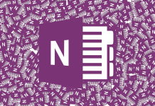 OneNote donkere modus