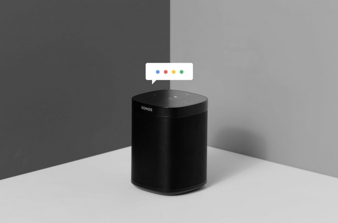 Google Assistant - Sonos speakers