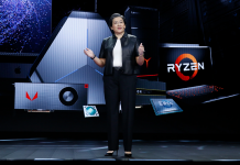 Lisa Su AMD Ryzen - 1