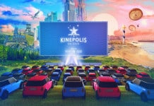 Kinepolis On Tour Drive-In