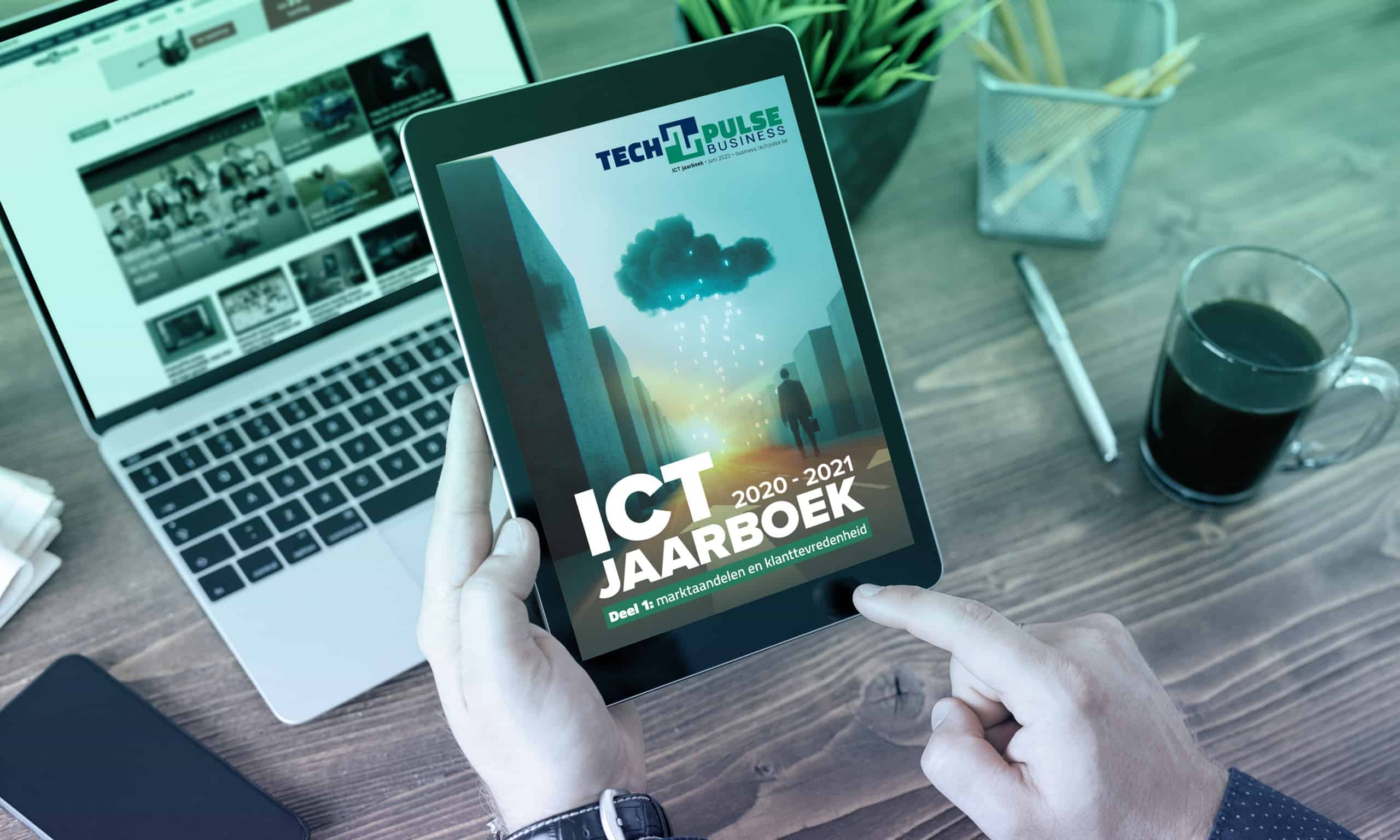 Download ICT Jaarboek 2020 deel 1 gratis!