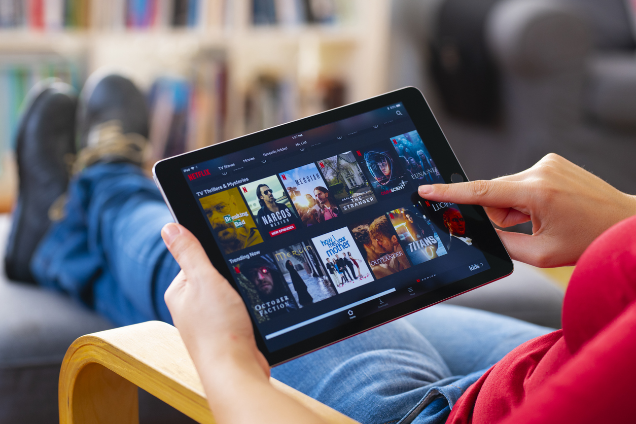 in-app-aankopen Netflix Apple