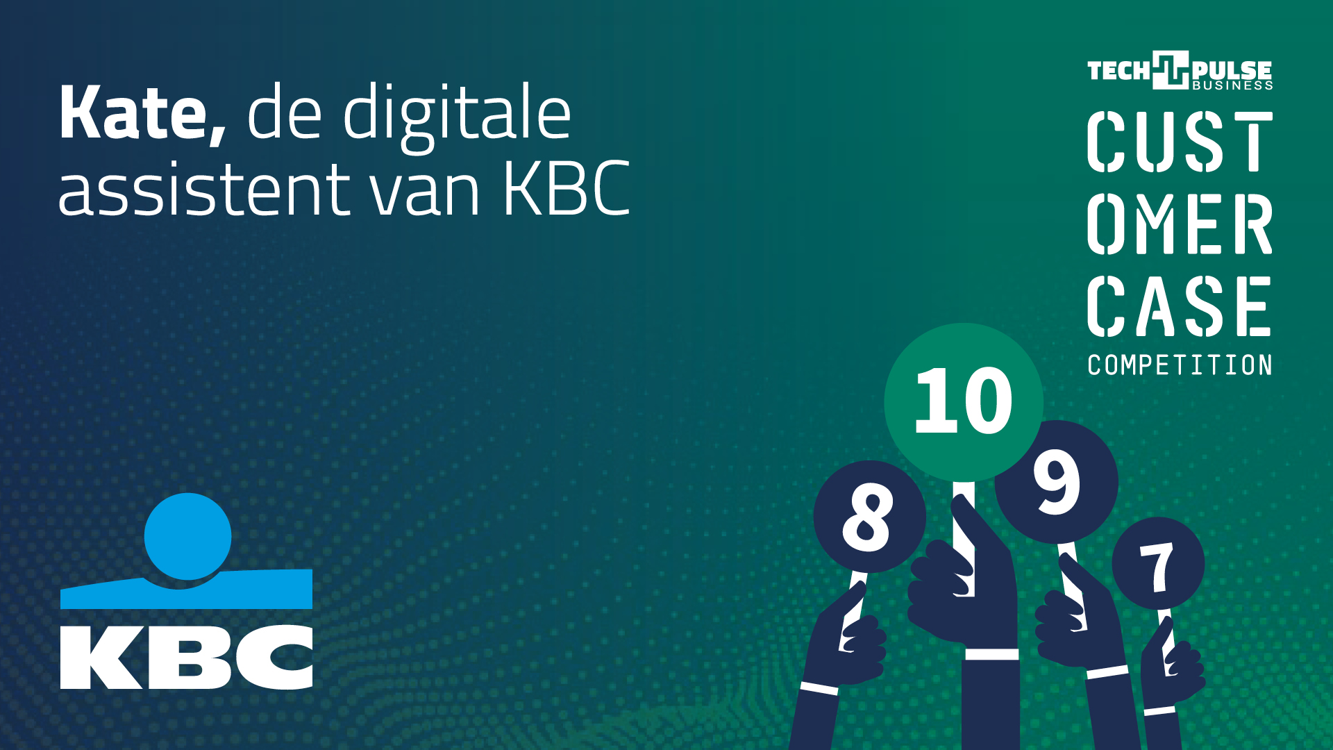 Customer Case Competition: KBC