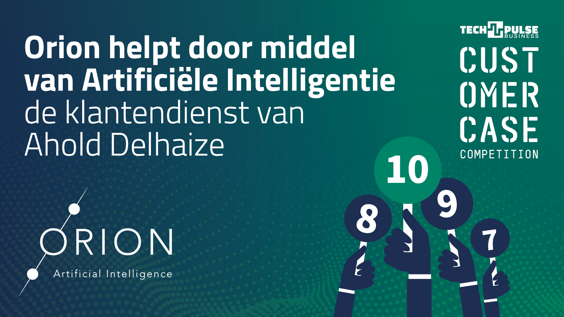 Customer Case Competition: Ahold Delhaize